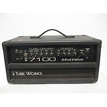 Tubeworks 7100 Mosvalve Solid State Guitar Amp Head