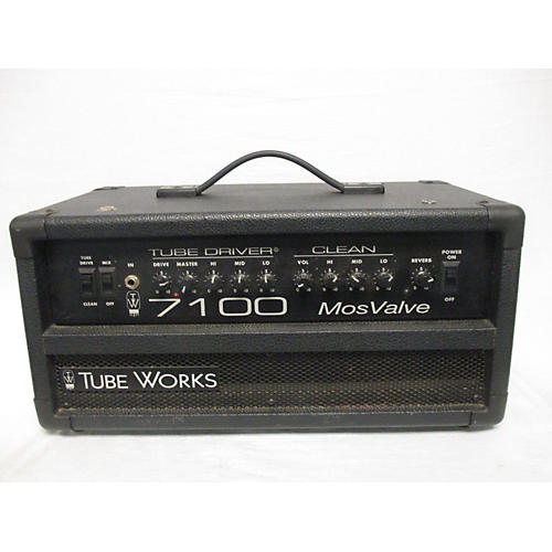 Tubeworks 7100 Mosvalve Solid State Guitar Amp Head