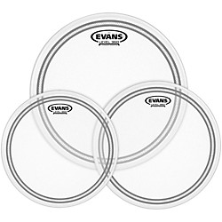 Evans Ec2 Sst Coated Drumhead Pack Rock 10/12/16