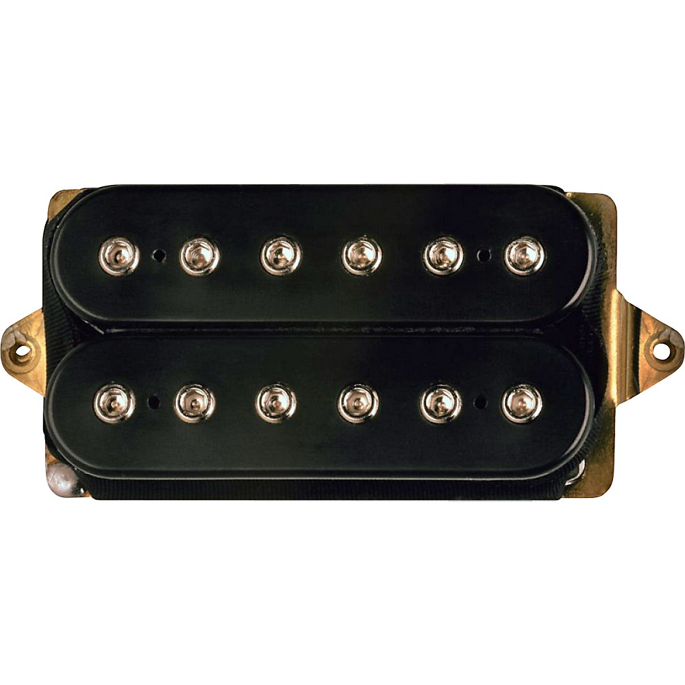 Dimarzio Dp153 Fred Humbucker Pickup Black F-Spaced -  DP153FBK