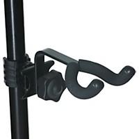 Anuenue Orcas Ukulele/Mandolin Clip Hanger Black