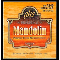 Ghs Phosphor Bronze Mandolin Strings Ultra  ...
