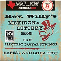 Dunlop Reverend Willy's Electric Guitar  ...