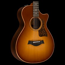Taylor 712ce Grand Concert Acoustic-Electric Guitar  2016 Western Sunburst