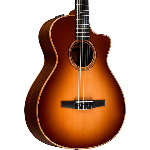 Taylor 712ce-N Grand Concert Nylon String Acoustic-Electric Guitar