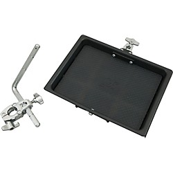 Gon Bops Percussion Tray With Clamp Small