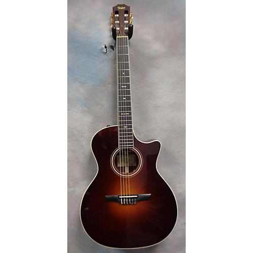 Taylor 714CEN 2 Tone Sunburst Acoustic Electric Guitar