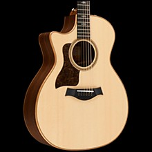 Taylor 714ce-LH V-Class Left-Handed Grand Auditorium Acoustic-Electric Guitar Natural