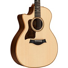714ce-LH V-Class Left-Handed Grand Auditorium Acoustic-Electric Guitar Natural
