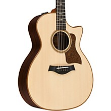 714ce V-Class Grand Auditorium Acoustic-Electric Guitar Natural
