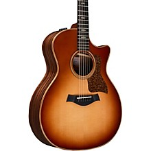 714ce V-Class Grand Auditorium Acoustic-Electric Guitar Western Sunburst