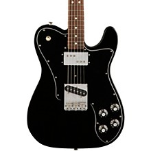 '72 Telecaster Custom Pau Ferro Fingerboard with Gigbag Level 2 Black 190839463500