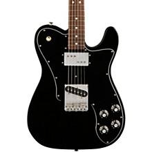 '72 Telecaster Custom Pau Ferro Fingerboard with Gigbag Level 2 Black 190839481931