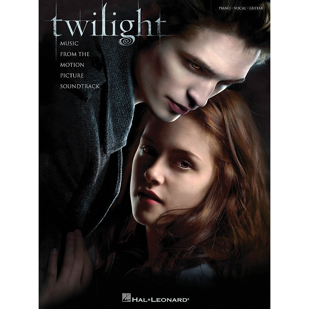 Twilight Music From The Motion Picture Soundtrack [Book] 1275425410178