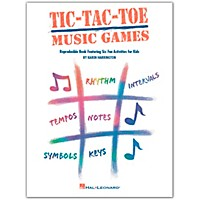 Tic-Tac-Toe Music Games Reproducible Book
