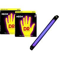 Dr Strings Neon Phosphorescent Yellow Medium  ...