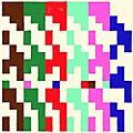 Alliance 75 Dollar Bill - Wood / Metal / Plastic / Pattern / Rhythm / Rock thumbnail