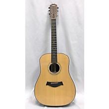Taylor 750 12 String Acoustic Guitar