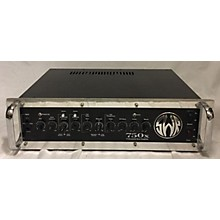 SWR 750X Bass Amp Head