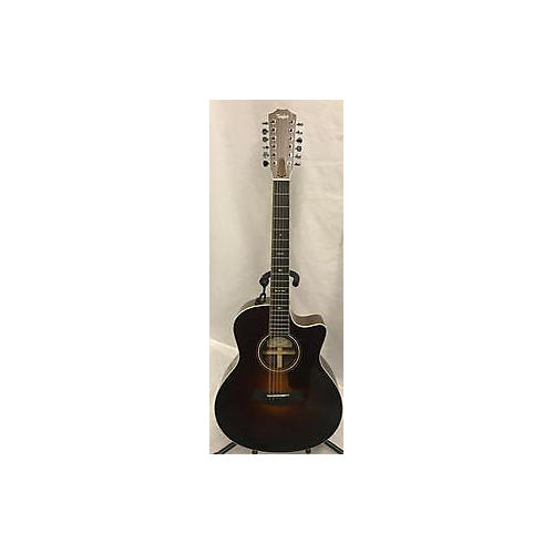 Taylor 756ce 12 String Acoustic Electric Guitar