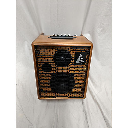 Acoustic Solutions 75T Acoustic Guitar Combo Amp
