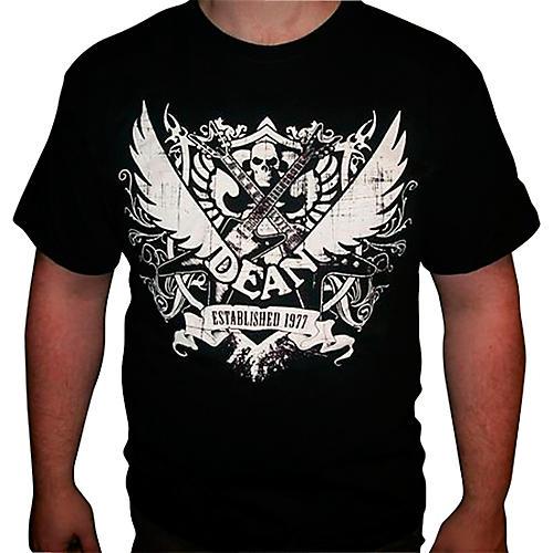 Dean 77 Crest Black T-Shirt