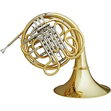 Hans Hoyer 7802A Heritage Kruspe Style Series Double Horn with String Linkage and Detachable Bell