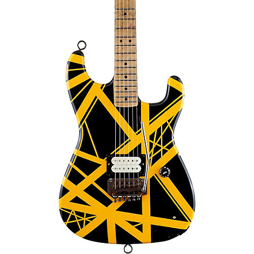 EVH '79 Bumblebee Electric Guitar