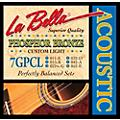 LaBella 7GPCL Phosphor Bronze Custom Light Acoustic Guitar Strings thumbnail