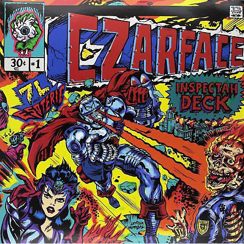 Alliance 7L & Esoteric - Czarface