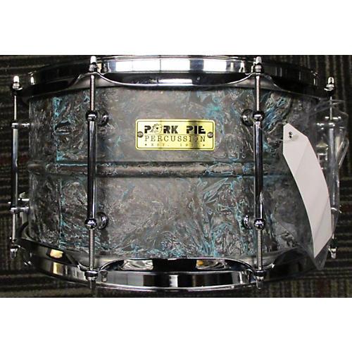 Pork Pie 7X13 Brass Drum