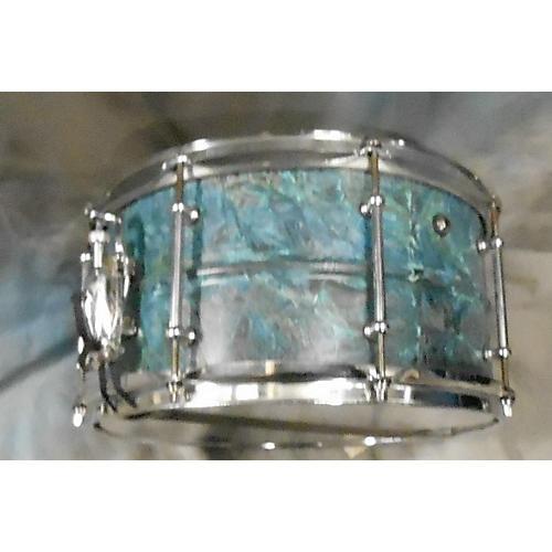 Pork Pie USA 7X13 Brass Patina Drum
