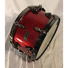 Orange County Drum & Percussion 7X13 Red Snare Drum