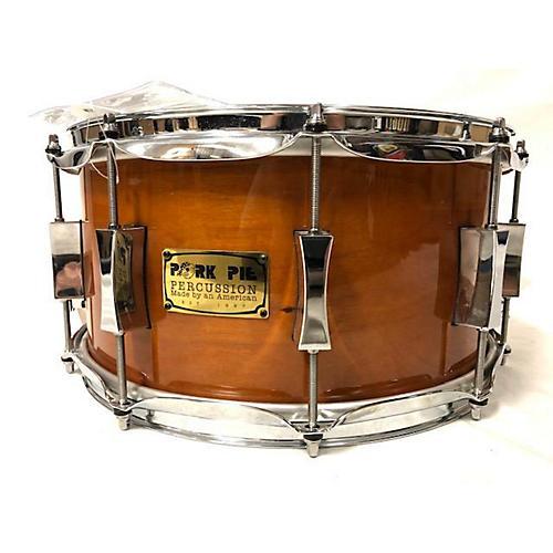 Pork Pie 7X14 Cherry Bubinga Drum