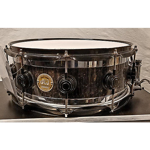 DW 7X14 Collector's Series Exotic Edge Snare Drum