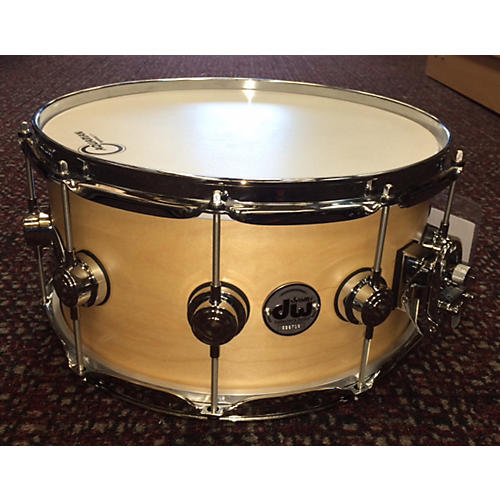 DW 7X14 Collector's Series Maple Snare
