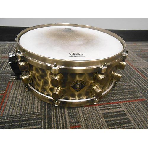 Mapex 7X14 Sledgehammer Black Panther Snare Drum