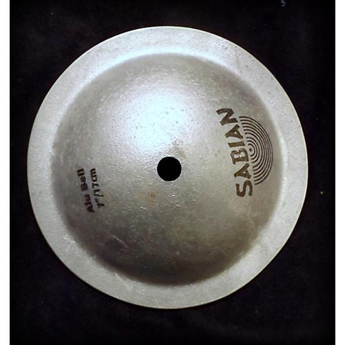 Sabian 7in Aluminum Bell Cymbal