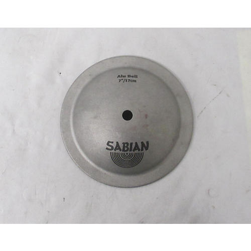 Sabian 7in STAGE ICE BELL Cymbal