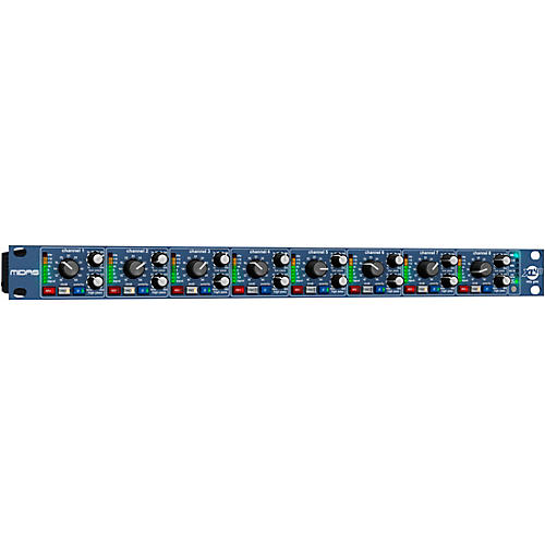 Midas 8-Channel Digi-Log Microphone Preamp