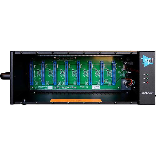 API 8 Slot High Current 500 Series lunchbox