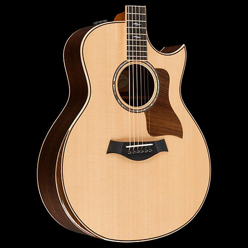 Taylor 800 Deluxe Series 816ce DLX Grand Symphony Acoustic-Electric Guitar