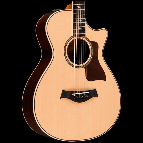 Taylor 800 Series 812ce 12-Fret Grand Concert Acoustic-Electric Guitar