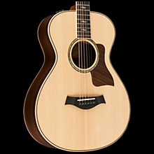 Taylor 800 Series 812e 12-Fret Grand Concert Acoustic-Electric Guitar Natural