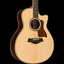 Taylor 800 Series 856ce Grand Symphony Acoustic-Electric 12-String Guitar Natural