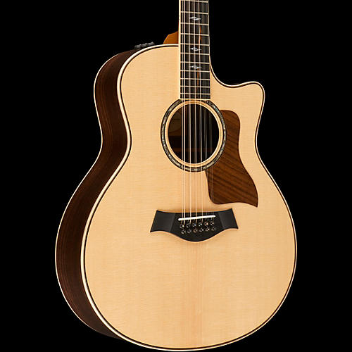 Taylor 800 Series 856ce Grand Symphony Acoustic-Electric 12-String Guitar