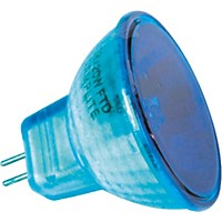 American Dj Zb-Mr11 Torchlight Replacement Lamp 12V 20W Blue