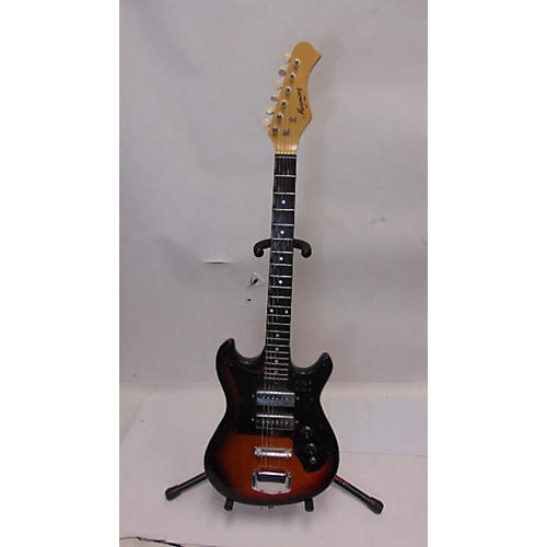 Harmony 802 MHU Solid Body Electric Guitar