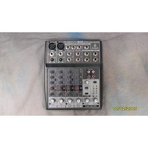 Behringer 802UL Unpowered Mixer