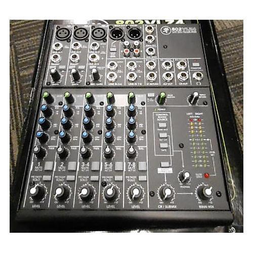 Mackie 802VLZ4 Unpowered Mixer